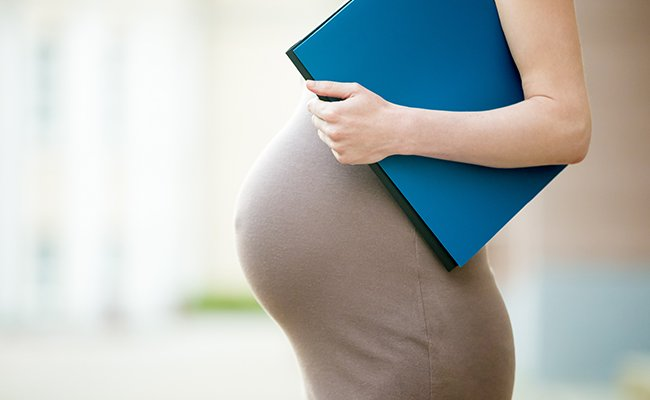 When to Announce Pregnancy at Work