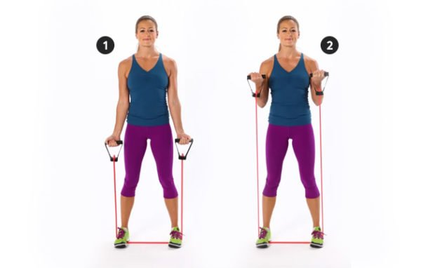 How To Use Resistance Bands 20 Exercises To Try