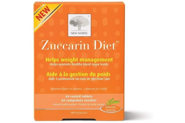 New Nordic Zuccarin Diet With Mulberry Leaves