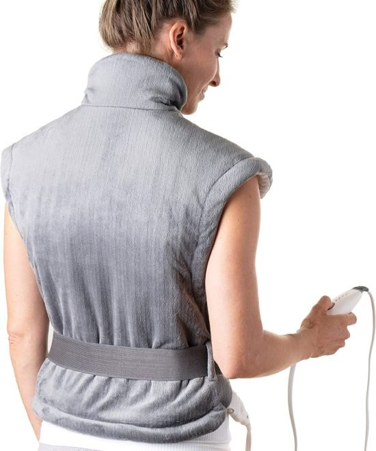 Pure Enrichment® PureRelief™ XL Heating Pad for Back & Neck